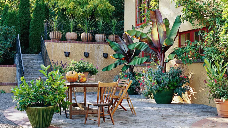 Създаването на градина с ниска поддръжка е чудесен начин да спестите време и пари.